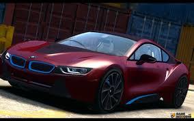 Coupe Series 2013 bmw i8 : 2013 BMW i8 for GTA 4