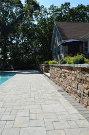 Retaining Wall Seating Retaining Walls And Sitting Walls In Long Island Ny Above All