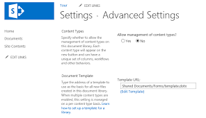 Sharepoint 2010 Library Template Sharepoint Tip Using Document Templates Sharegate
