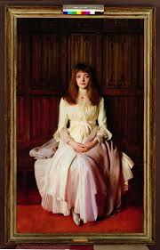 the lady in white john singer sargent