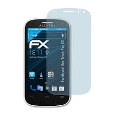 Alcatel One Touch Pop C3 clear ...