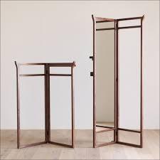 modern metal standing coat rack clothes hanger stand