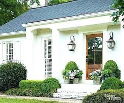 farmhouse outdoor lighting modern exterior by