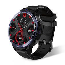 <b>LEMFO LEM12 4G Smart</b> Watch Face ID Dual Camera Android 7.1 ...