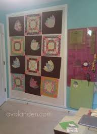 How to make a design board / design wall by Lindsay Sews ... & Quilt Design Wall by KMQuilts, via Flickr Adamdwight.com