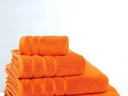 orange bath towels and rugs area rug ideas bright towel set