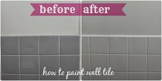 painting bathroom tile fantastic how to paint bathroom tile walls in rustic small space decorating ideas painting bathroom tile