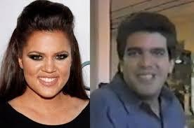 Khloe Kardashian Eliminates Resemblance to Biological Father Alex ...