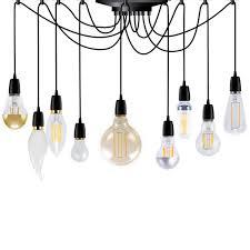 Spin Lamp 9x E27 Fitting Hangverlichting 60w Phoenix Met 2 Meter