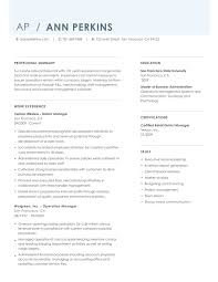 Resume Examples Hloom Delectable Operations Engineer Resume