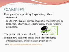 expository essay topics essay topics expository  writing a thesis statement for an expository essay the best expert s estimate