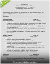 Example Of Social Work Resumes 58 Awesome Photos Of Social Work Resume Sample Best Of