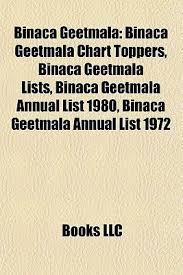 Binaca Geetmala Binaca Geetmala Chart Toppers Binaca