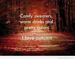 Autumn Quotes Extraordinary I Love Autumn Quotes
