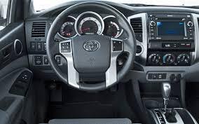 2012 Toyota Tacoma TRD TX Baja Series - First Test - Motor Trend