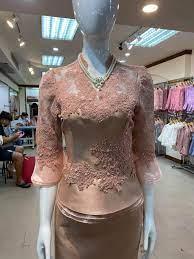 เสื้อลูกไม้ ผ้าไทย ชุดออกงาน by นิตยา ลูกไม้ - Home