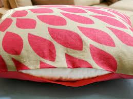 Easy-to-Sew Pillows   HGTV