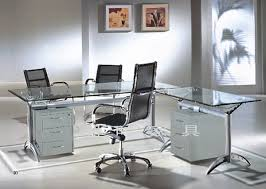 nervi glass office desk. glass top office furniture modern work tables computer table com including nervi desk