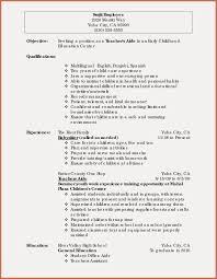 High School Education On Resume 30 High School Teacher Resume Examples Abillionhands Com