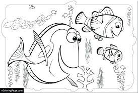 Unique Finding Nemo Coloring X57 46 Fantastic Bruce Finding Nemo