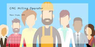 Cnc Milling Operator Pridestaff, Inc. New Hope, Mn - Raven Jobs ...
