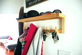 Kids Coat Rack With Storage Impressive Coat Rack With Shelf Ikea Coat Rack Wall Under Shelf Hooks With