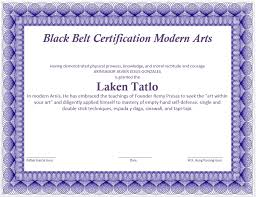 Martial Arts Certificate Templates Printable Awards Sample Templates Certificate Templates