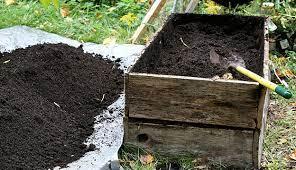 own potting soil