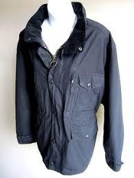 Men's Barbour Kellen Quilted Jacket Size XXL   eBay   Fall 2017 ... & Vintage Barbour Black Sapper Waxed Jacket EUC XXL Bond 007 British Army  Jacket   eBay Adamdwight.com