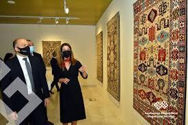 azerbaijan marks inclusion of carpet
