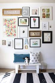 How to create a gallery wall / jones design company