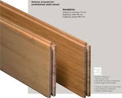 Bamboo parquet massello pavimenti labor legno