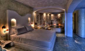 Astarte Suites, Santorini, Honeymoon Suite, Guest Room