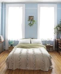 [image Above: Nicolette Owenu0027s Blue Brooklyn Bedroom]
