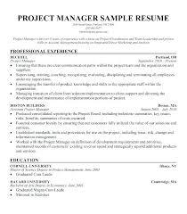 Sample Resume Project Coordinator Construction Coordinator Resume Project Coordinator Sample Resume 57
