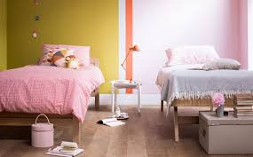Shared Girls Bedroom Create A Stylish Shared Girls Bedroom Dulux