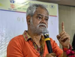Patna: Sanjay Misra during a programme #Gallery - Social News XYZ