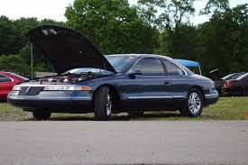 1993 Lincoln Mark VIII - Information and photos - ZombieDrive