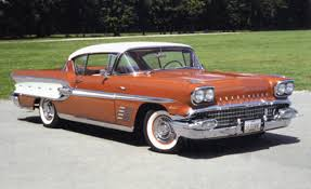 1958 Pontiac Bonneville - Information and photos - MOMENTcar