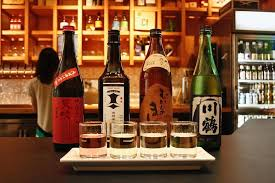 Sake Class, Tasting, & Food Pairing — The Periodic Table