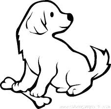 Cute Dog Coloring Pages Dog Coloring Pages Page Puppy And To Print