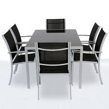 Ensemble table chaise de jardin | Acp37
