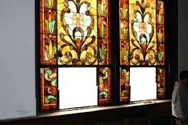 stained glass for dummies windows stolen from historic church