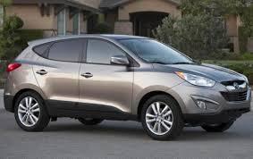 2011 Hyundai Tucson - Information and photos - ZombieDrive