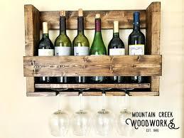 enchanting wooden wine racks zoom wooden wine holder uk