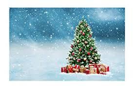 Amazon Com Fannee Merry Christmas Christmas Tree Snowflake