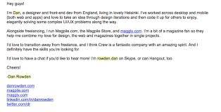 Portfolio Cover Letter Example The Best Sample For Mesmerizing