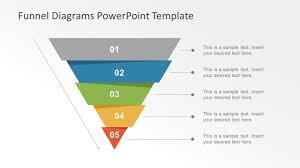 Powerpoint Funnel Chart Template Marketing Funnel Diagrams Powerpoint Template