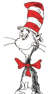 how to draw the cat in the hat by dr seuss drawing tutorial
