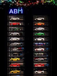 Lamborghini Vending Machine Classy Singapore 'vending Machine' Dispenses Ferraris Lamborghinis The
